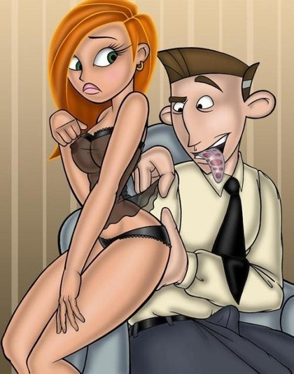 Kim Possible Cartoon Sex