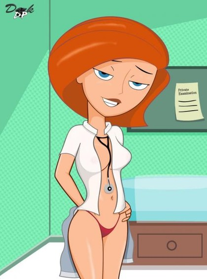 Kim Possible Porn Game